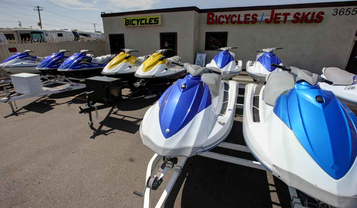Jet Ski Rentals Repair In Mesa Top Rated Premier